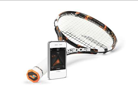 High Tech Tennis Rackets - Babolat Play Pure Drive is Revolutionizing the Game