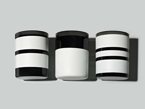 Modern Monochromatic Candles - The Lanes Collector