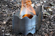 Ultralight Portable Stoves