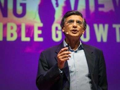 Responsibility-Focused Business - Harish Manwani's Responsible Business Keynote Eschews Profit