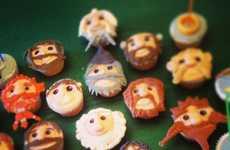 From Fantasy Film Desserts to Movie Minion Mints