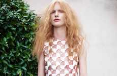 Fabulously Frizzy Editorials