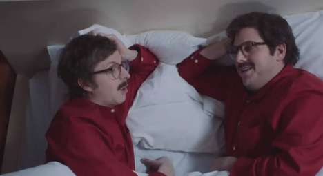 Academy Award-Nominated Spoofs - Jonah Hill and Michael Cera Create a Spoof to the Trailer of