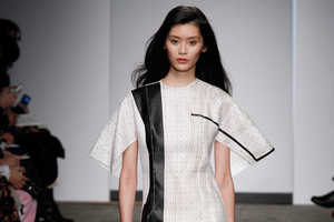 The Vionnet Spring 2014 Couture Collection Dazzled in Paris