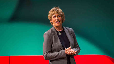 The Art of Never Giving Up - Diana Nyad's Never Give Up Speech Reveals How She Earned Her Life