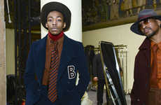 Racism-Rejecting Menswear