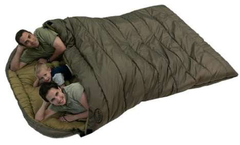 Family Size Sleeping Bag