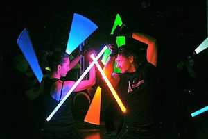 The Lightsaber Combat Academy Turns Fantasy Fights into Exercise