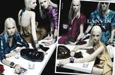 Steven Meisel's Lanvin SS 2014 Ad is Stunning in Bleach Blonde