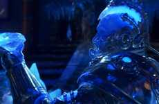 Supervillain-Infused Disney Parodies - Mr. Freeze Covers the Hit Song Let it Go From Disney's Frozen