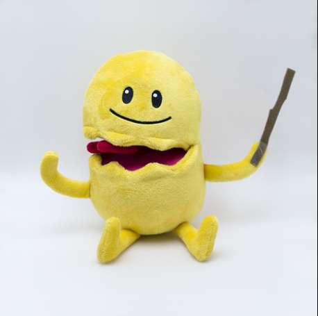 Adorably Morbid Cartoon Plushies - The Dumb Ways to Die Characters Come to Life as Plush Toys