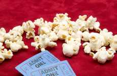 Smartphone Film-Streaming Apps - The PopcornFlix Free Movie Streaming App for BlackBerry is a Perk