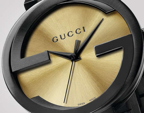 glamorous gold watches