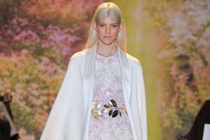 The Zuhair Murad SS 2014 Show Was Riddled with Flower Power
