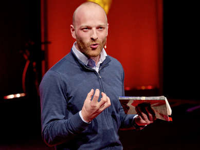 The Essence of Exploration - Ben Saunders Discusses the Essence of Life in His Exploration Speech