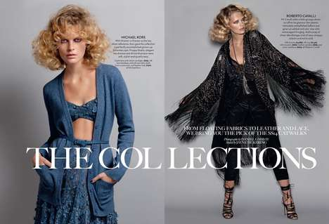 Eclectic Wardrobe Editorials - Marie Claire UK