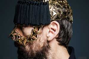 The Idriss Guelai Atelier Golden Age Collection is Eccentrically Luxurious