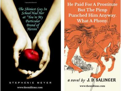 Upworthy-Styled Book Titles - The Millions Book Title Series Focuses on Getting More Clicks