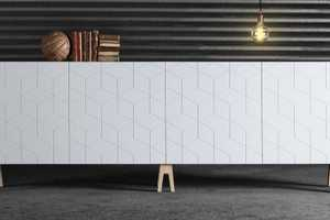 These IKEA Cabinets Were Remade into Affordable Luxury Updates