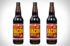 Breakfast-Inspired Beers - The Maple Bacon Coffee Porter is Not the Way to Start Mornings