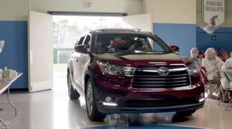 toyota Big Game commerical