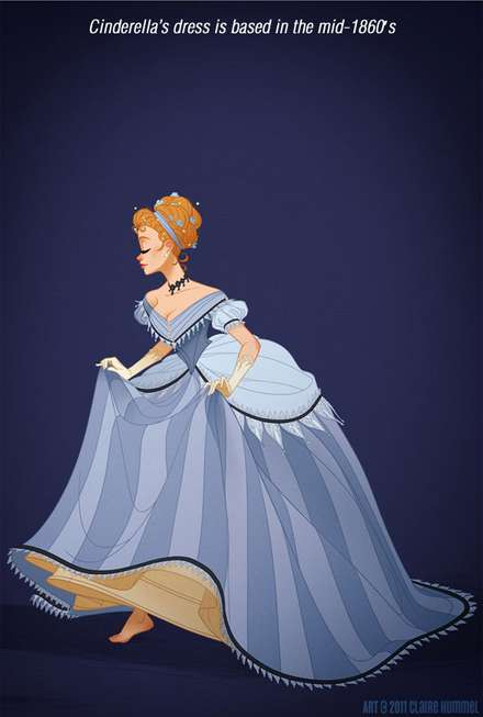 Princess Illustrations