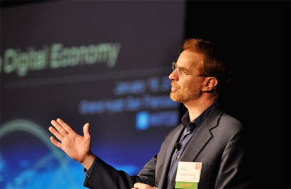 Growing with Technology - Erik Brynjolfsson Discusses Technology in His Productvity Speech