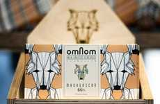 Omnom Handmade Chocolate Features Enticing Flavors like Burned Sugar