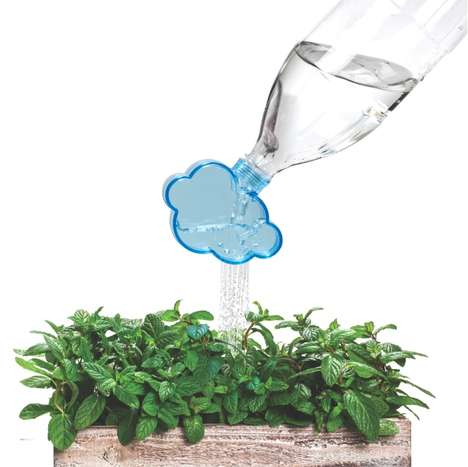 Cumulus Watering Accessories - Make It Rain on Your Plants with the Rainmaker Plant Watering Cloud