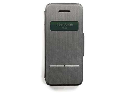 Touch-Sensitive Phone Cases - The Sensecover Phone Case Allows Users to Use Their Phones in the Case