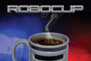 The RoboCup Coffee Mug is Programmed to Hold Your Coffee