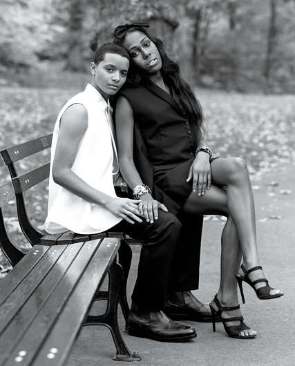 LGBT-Friendly Fashion Ads - The Barneys Spring 2014 Campaign Stars 17 Transgender Models