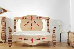 The Alan Lake Furniture Collection Involve One of a Kind Designs