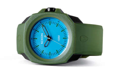 Indestructible Sturdy Watches - The Ruckus Watch Was Made for the Ruckus-Causing Individual