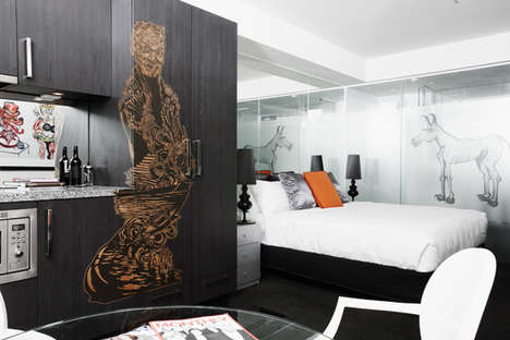 Creativity-Boosting Boutique Hotels - The Cullen Boutique Hotels Reset and Restore Artists
