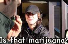 Drive-Thru Marijuana Pranks
