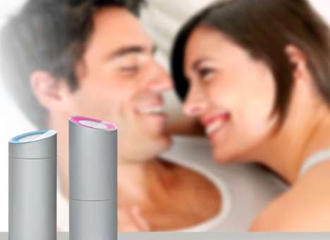Virtual Remote Intimacy Devices - LovePalz Toys Enhance Virtual Intimacy