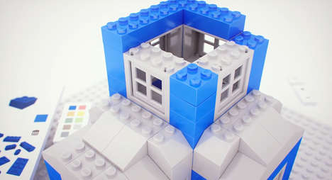 Reality Constructing LEGO Experiments - Google Build Lets Anybody Be an Architect