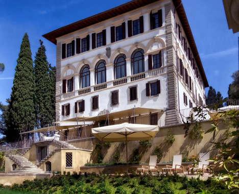 Restored Renaissance Accommodations