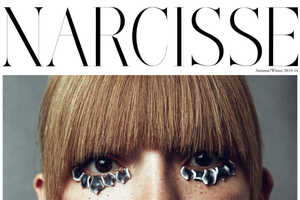 This Beauty Series for Narcisse Magazine Features Model Carola Remer