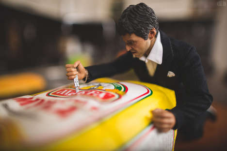 Unruly Toy Photography - These Toy Photographs Show the Trouble Our Toys Get Into