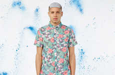 The Native Youth Spring/Summer 2014 Lookbook is Pastel-Infused