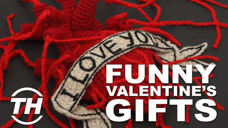 Unexpected Valentine's Day Gifts - Courtney Scharf Reveals Some Nontraditional Valentine&#8217