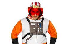Sci-Fi Pilot Sweaters