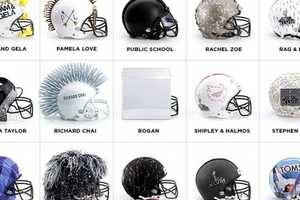 Bloomingdale's NFL Helmets Boast a Tacky Look for a Good Cause