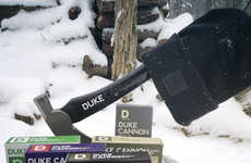 Manly Soap Box Sets - The Duke Cannon Supply Co. Sells Its Soaps with Hatchets