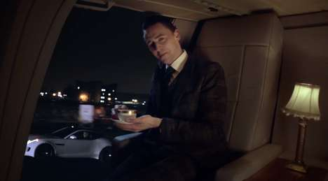 Villainous Auto Ads (UPDATE) - The Jaguar 2014 Big Game Commercial Stars a Cast of Evil-Doers