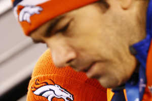 The Depressing Bronco Fan Photographs Provide Comic Relief