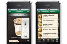 Customizable Coffee Ordering Apps