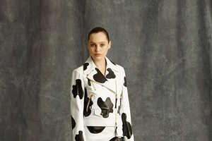The 2014 Moschino Pre-Fall Collection Features a Variety of Bold Prints